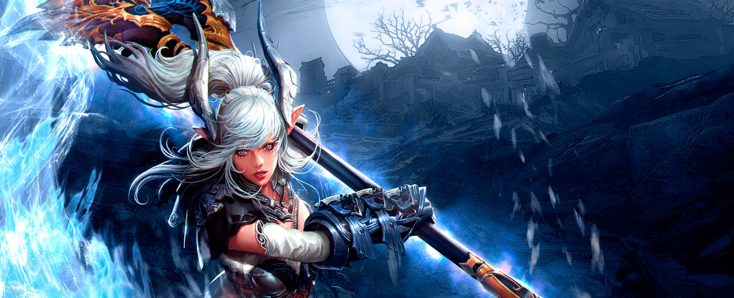 TERA Valkyrie Class guides header image