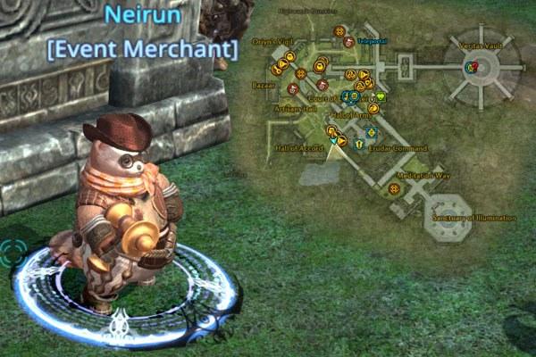 Highwatch Neirun [Event Merchant], TERA