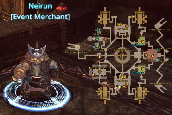 Kaitor Neirun [Event Merchant], TERA