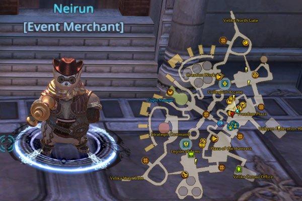 Velika Neirun [Event Merchant], TERA